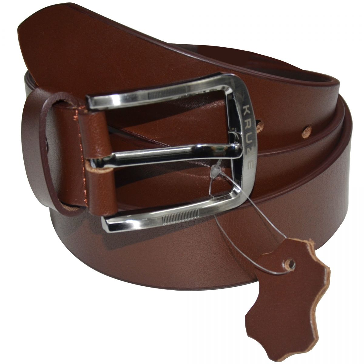 Accessories | Kruze Mens Genuine Leather Belt for Jeans