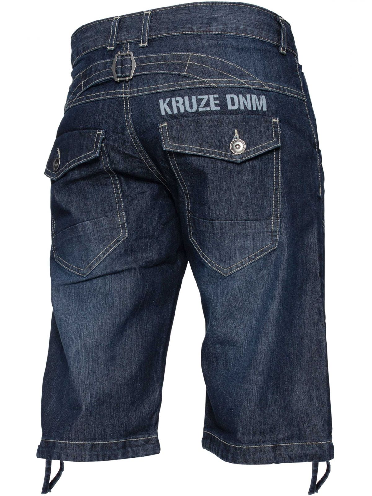 Kruze | Designer Mens Denim Regular Fit Shorts