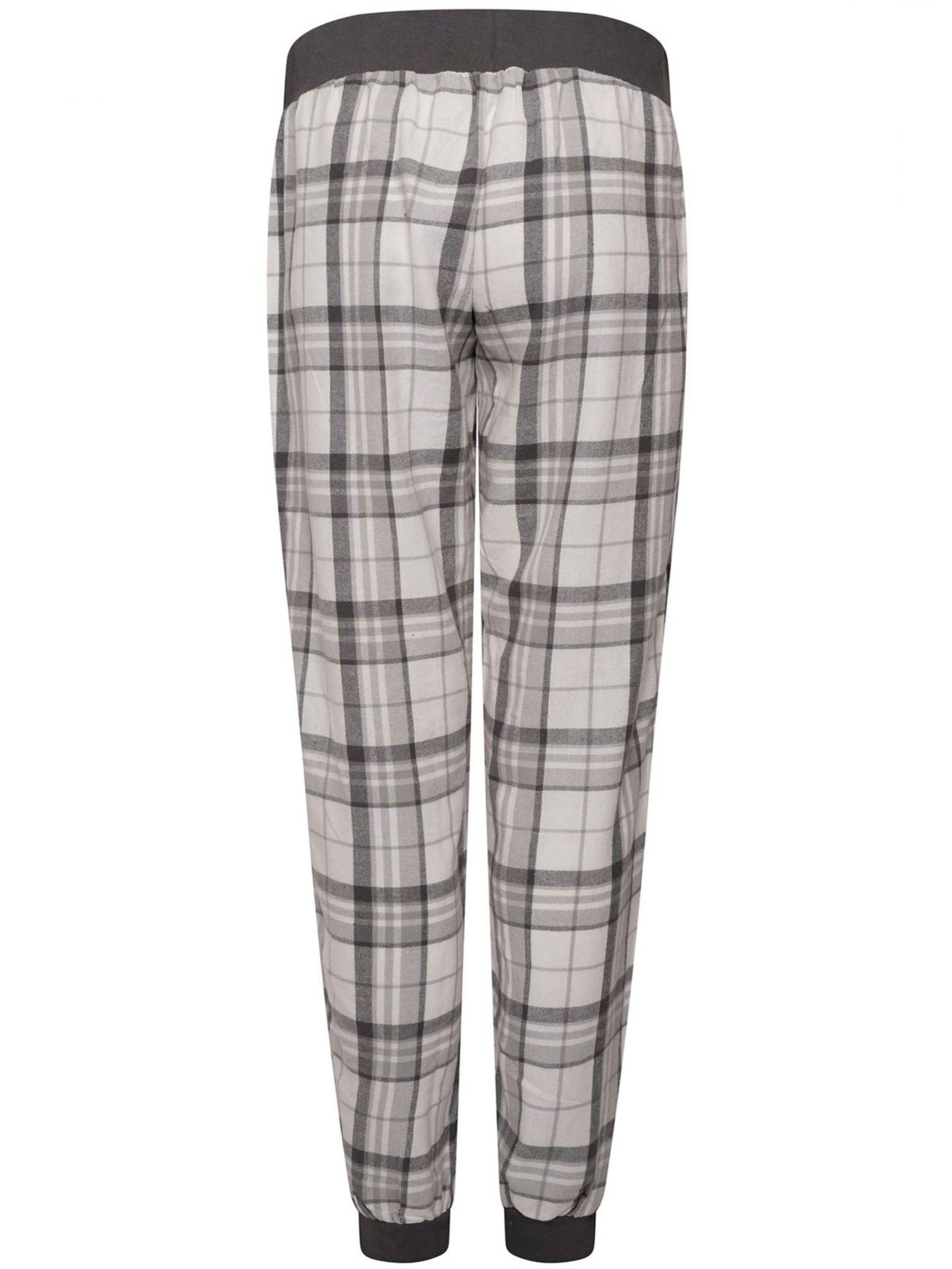 Womens Cuffed Lounge Pants | Extra Comfy