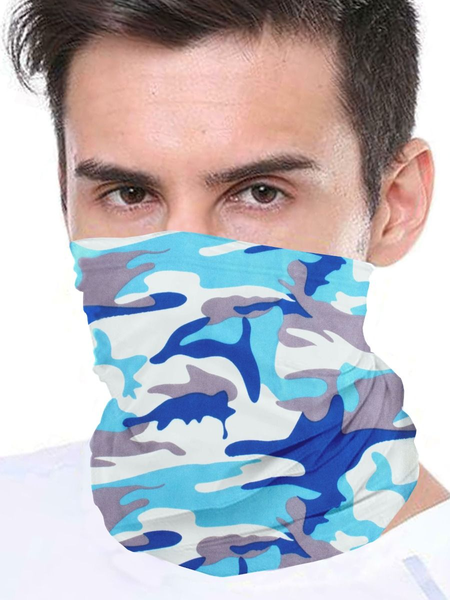 Accessories   Seamless Bandana Masks Face Covering