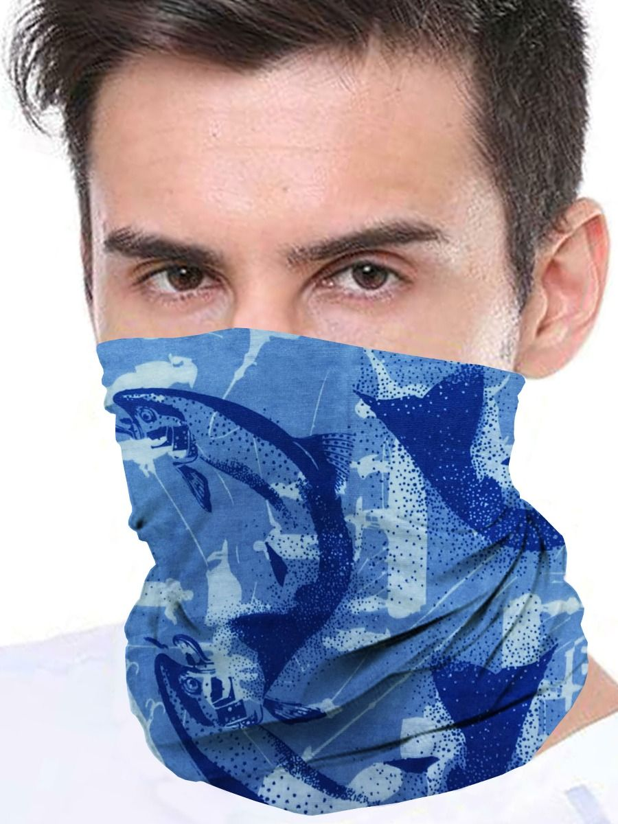Accessories | Seamless Bandana Masks Face Covering