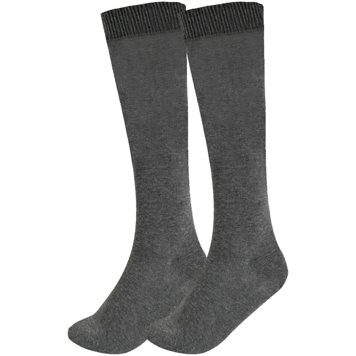 Accessories | Girls Knee High Plain School Socks with Satin 1, 3 & 6 Packs, From £3.49, Guest Brand, in  | Raw Denim Outlet
