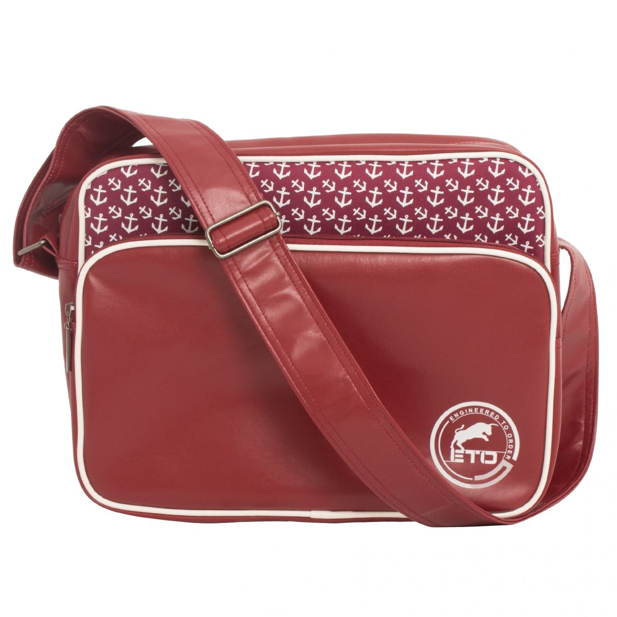 ETO Clearance | Shoulder Bag With Anchor Pattern