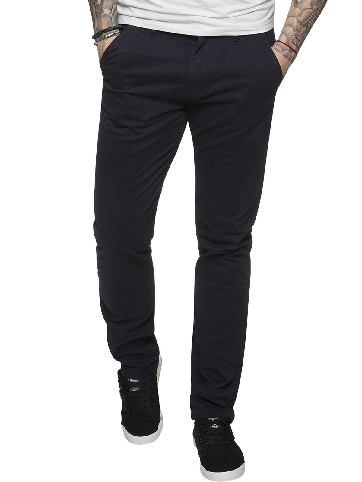 ETO | Mens Designer Tapered Fit Chinos
