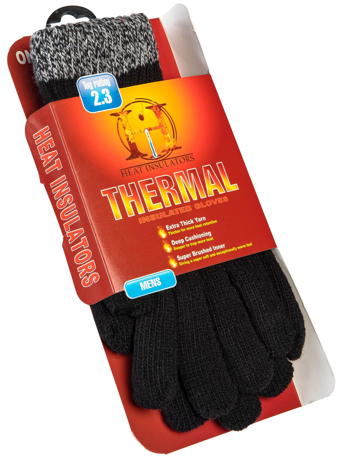 Accessories | Mens Thermal Knitted Warm Wooly Gloves