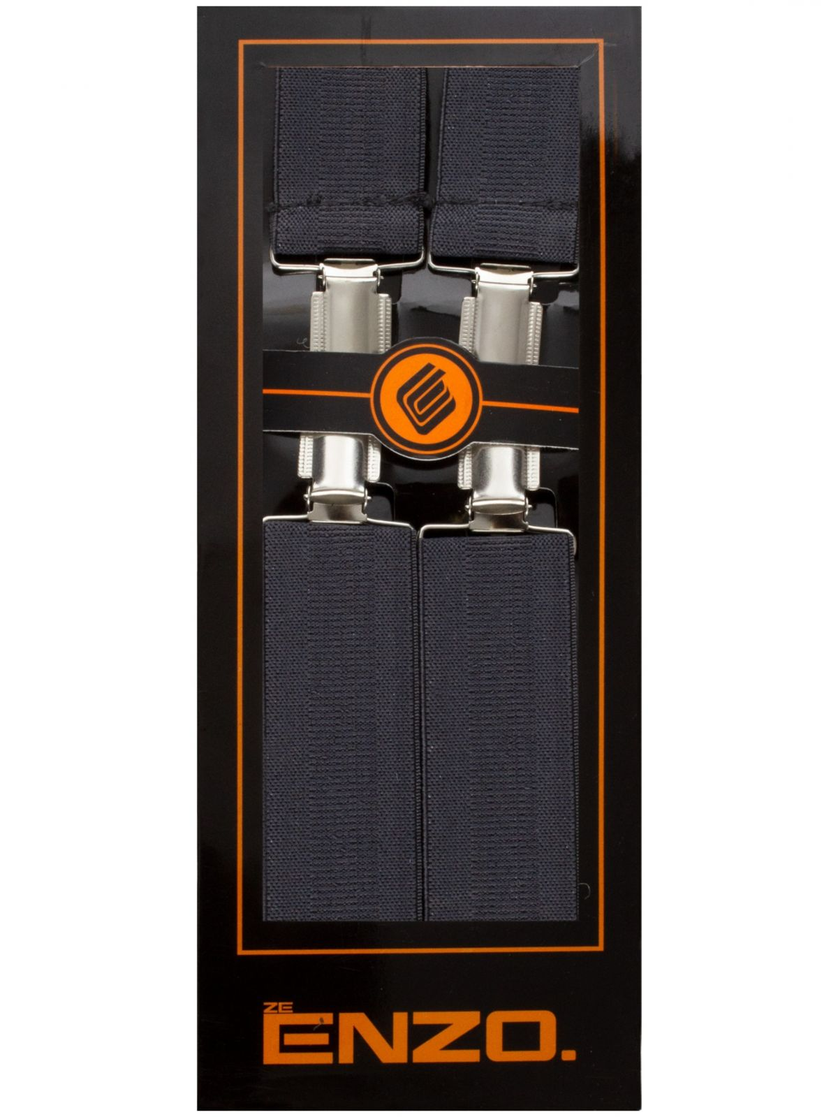 Accessories   Mens Elasticated High Quality Adjustable Braces