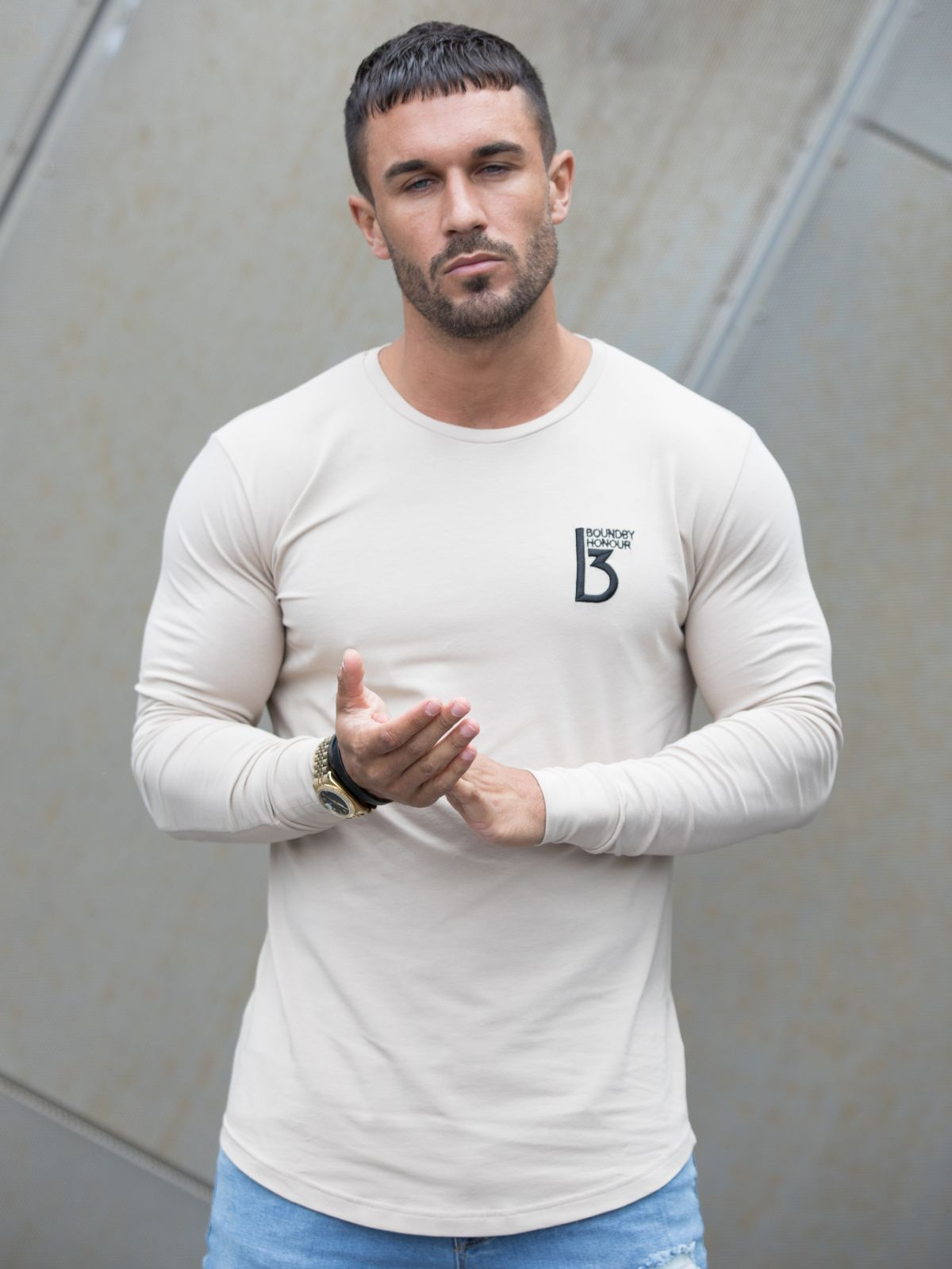 Absorb Long Sleeve T-Shirt | Bound By Honour
