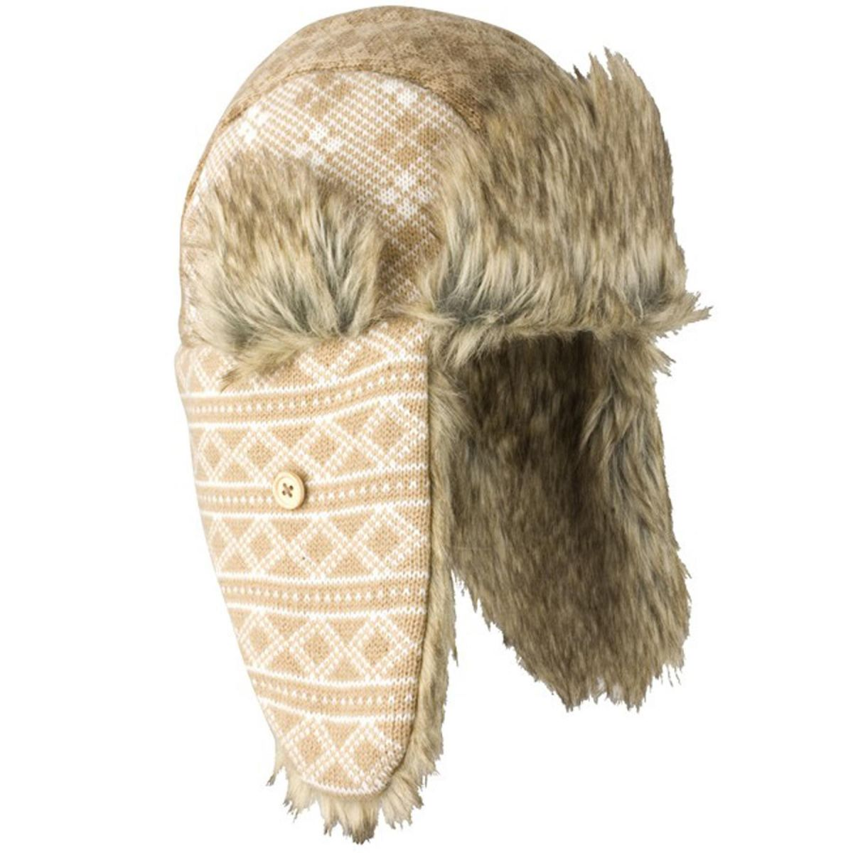 Accessories | Winter Sherpa  Faux Fur Fleece Russian Trapper Ear Protection Hats, From £4.99, Guest Brand, in  | Raw Denim Outlet