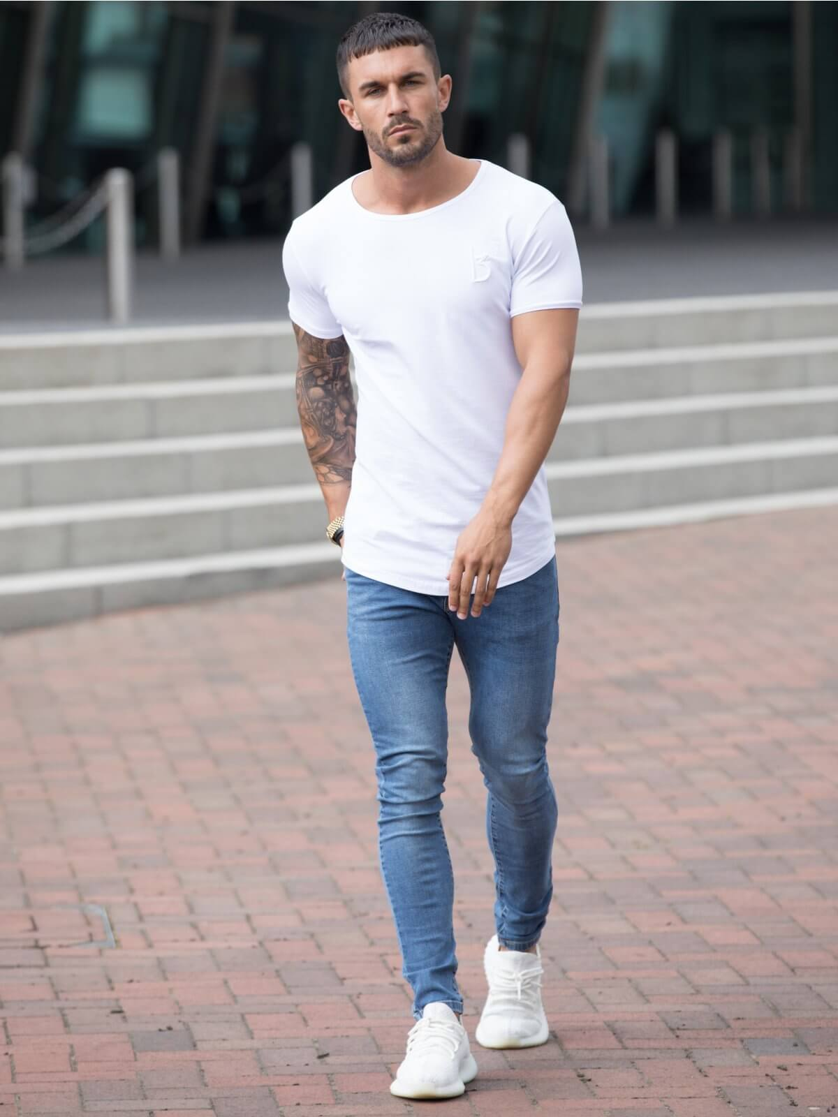 Clearance | Volt Super Skinny Denim Jean | Bound By Honour | DSRY
